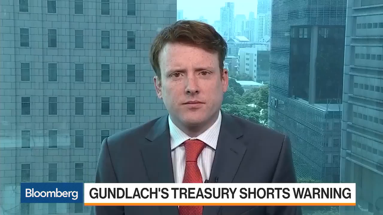 Gundlach's Treasury Shorts Warning