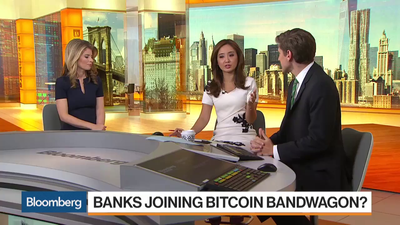 Banks Debate Whether Or Not To Get In On Cryptocurrencies