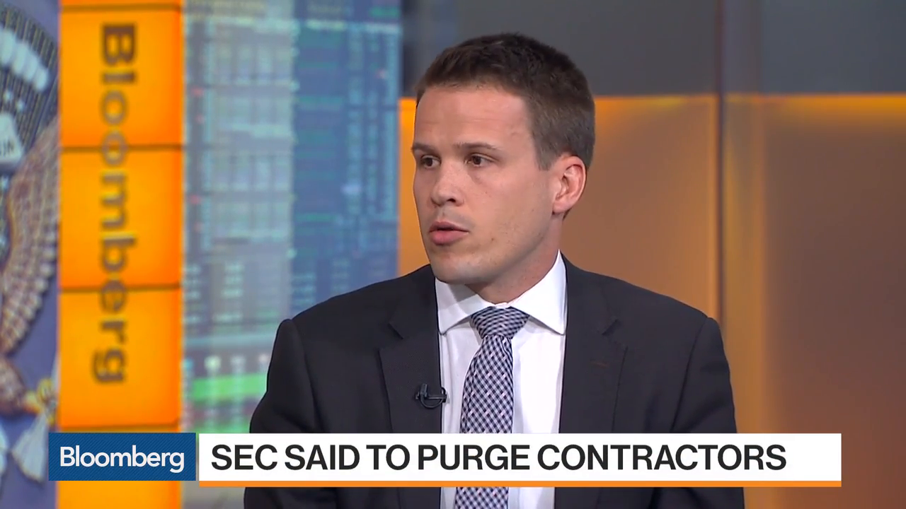 Why The SEC Is Purging Contractors