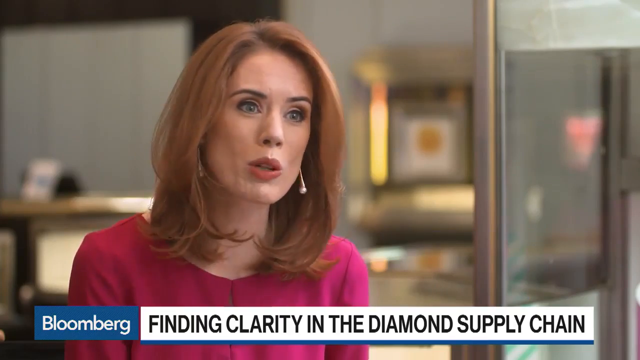 Tiffany CEO Seeks Clarity In The Diamond Supply Chain