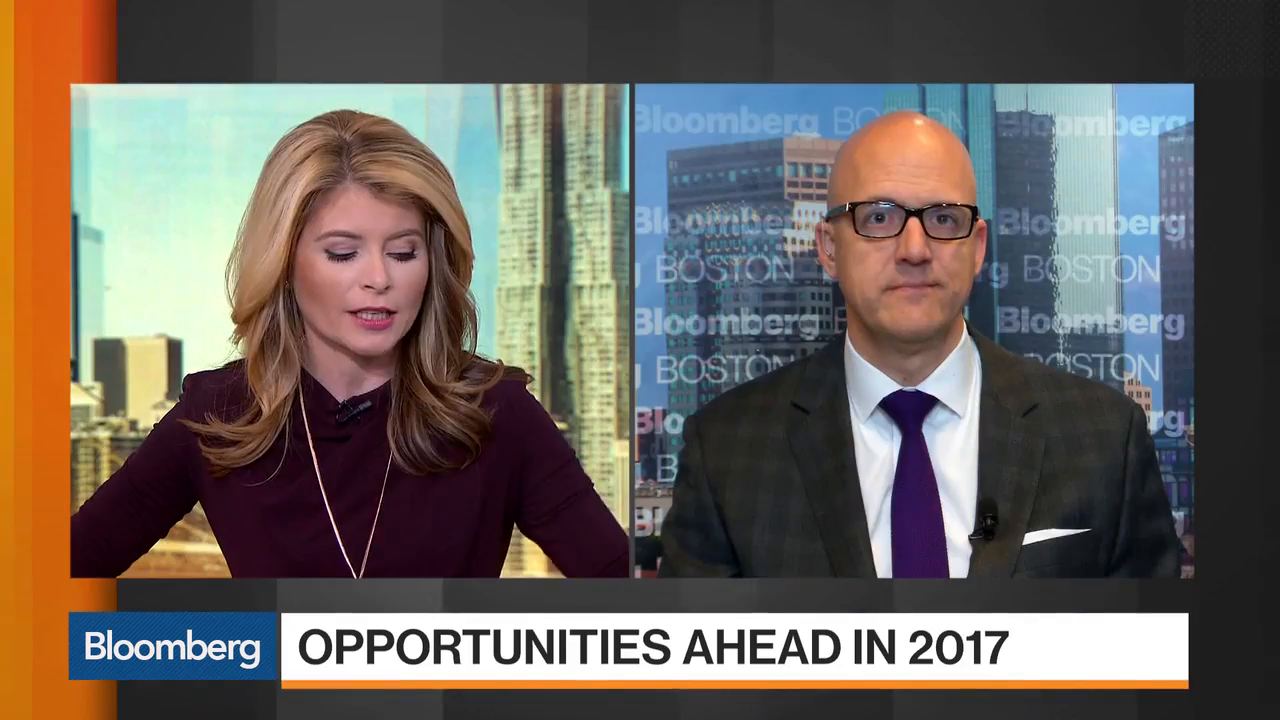 Schwab's Kleintop: Risk Of A Return To Volatility In 2017