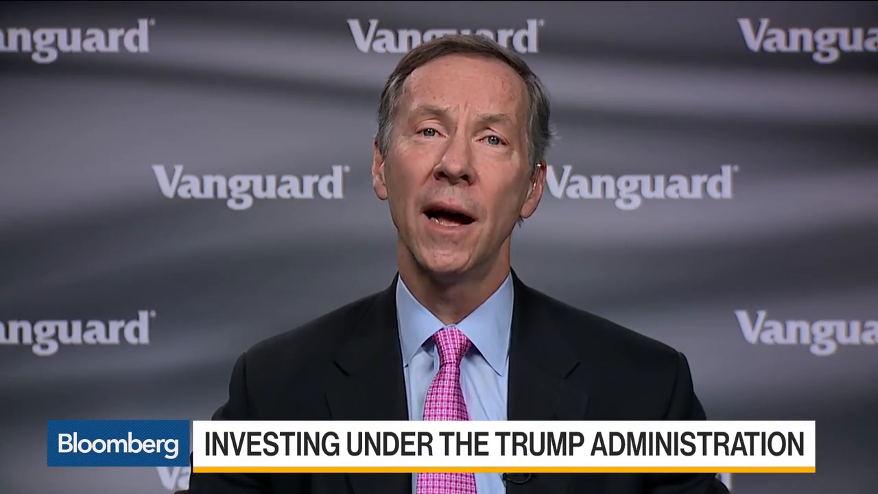 Vanguard CEO: Tune Out Noise For Retirement Investing