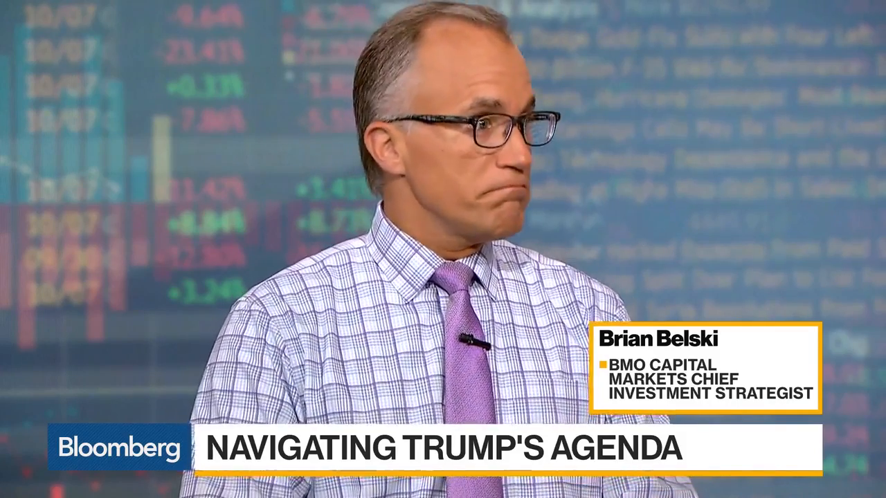 BMO's Belski Says U.S. Stocks Are The Place To Be