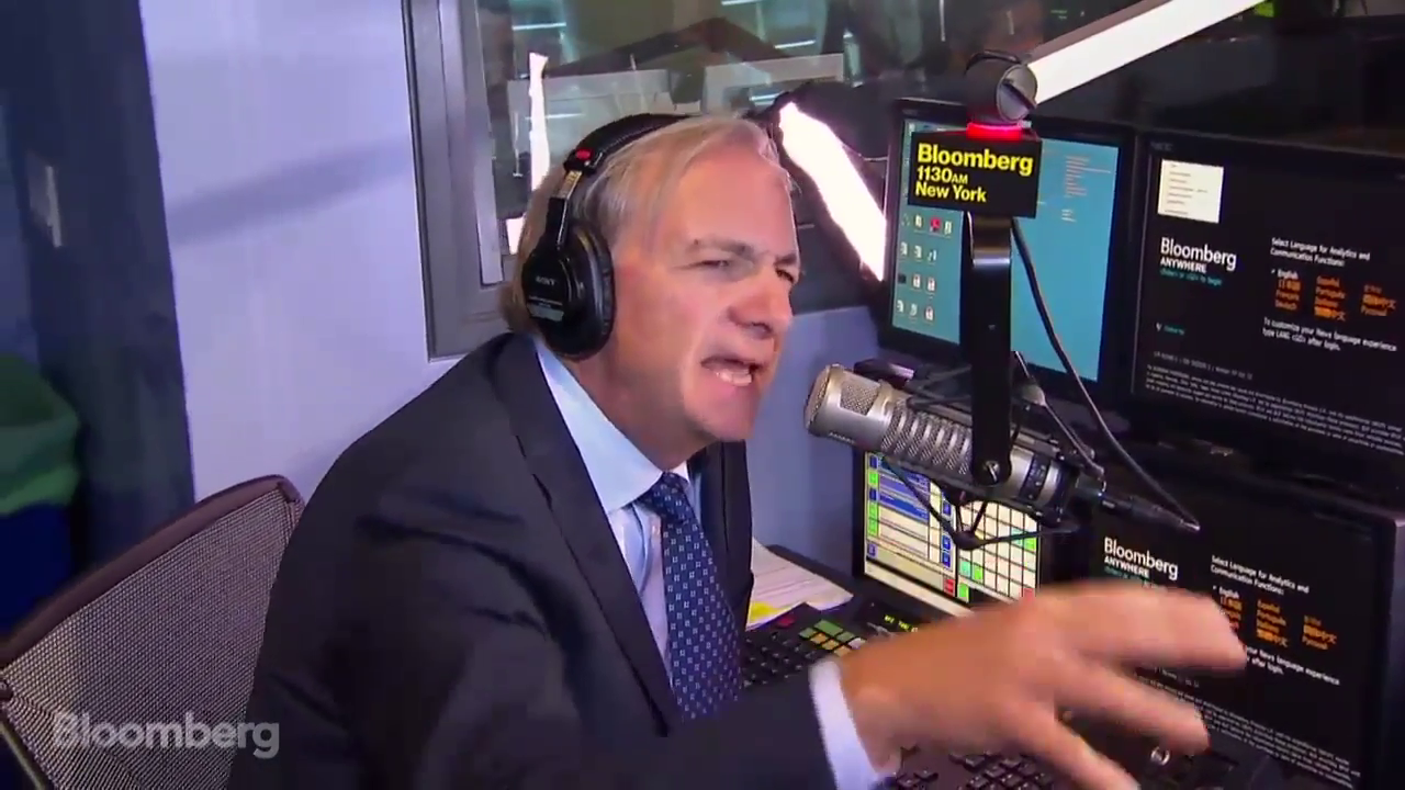 Ray Dalio Says The Worst Asset You Can Have Is Cash