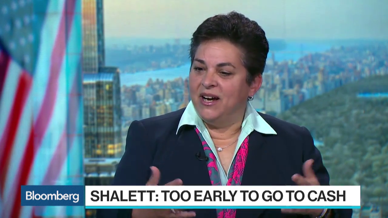 Morgan Stanley Exec: It's Too Early To Go To Cash