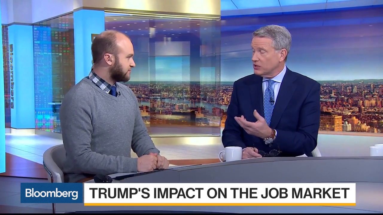 Assessing Trump's Impact On The Jobs Market