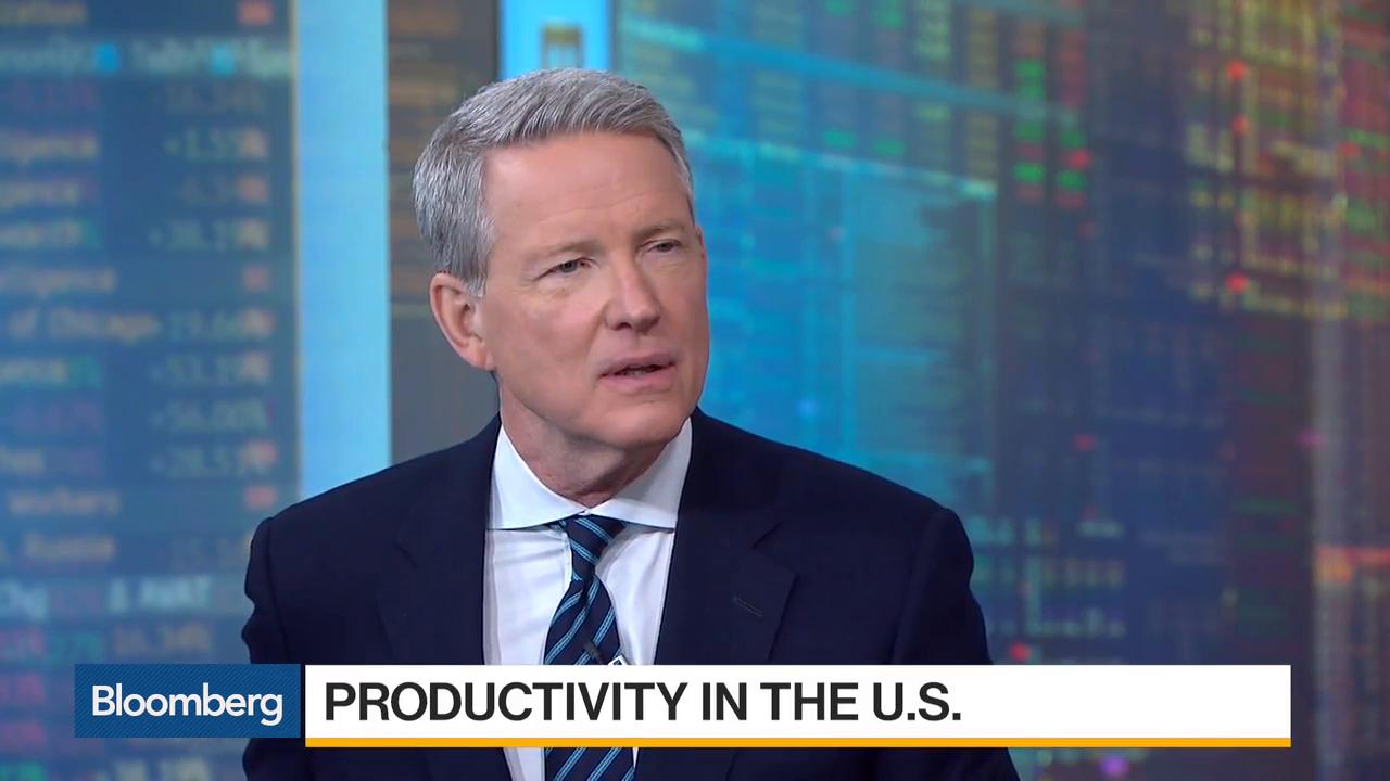 Pimco's Crescenzi Breaks Down U.S. Productivity Numbers