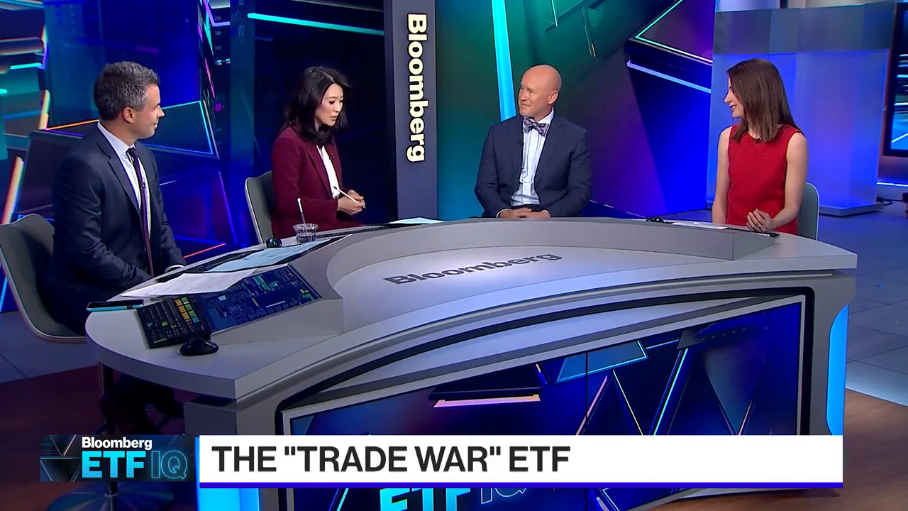 Risk-On Is Back For ETF Flows Plus Protecting Your Money From The Trade War