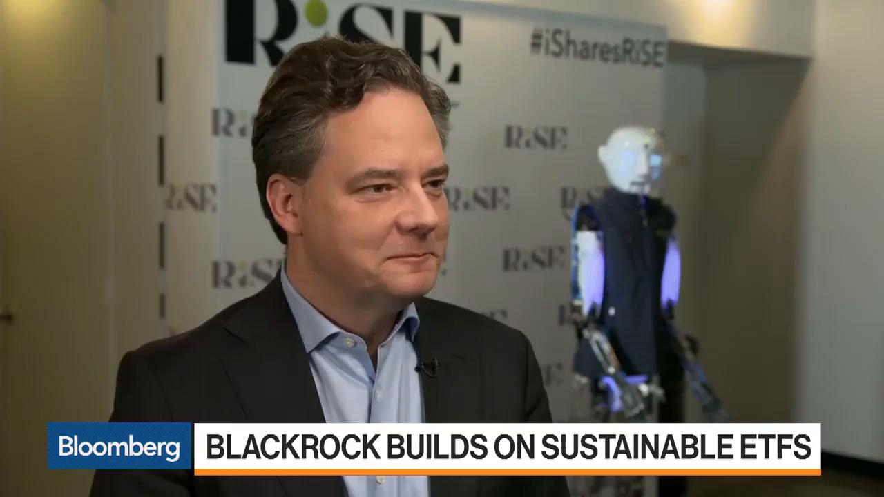 ETFs Act As 'Shock Absorbers,' BlackRock's Wiedman Says