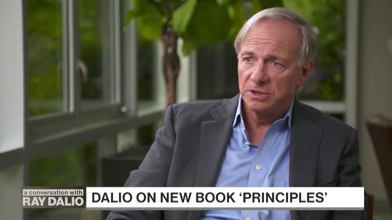 Ray Dalio On A Lifetime Of Principles